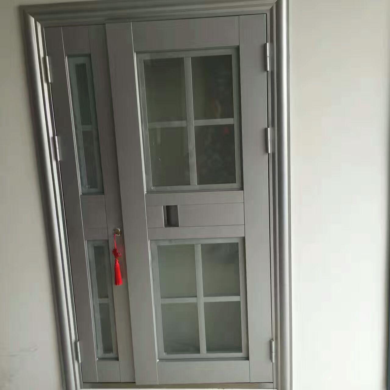Stainless Steel Door- A&X Building Material
